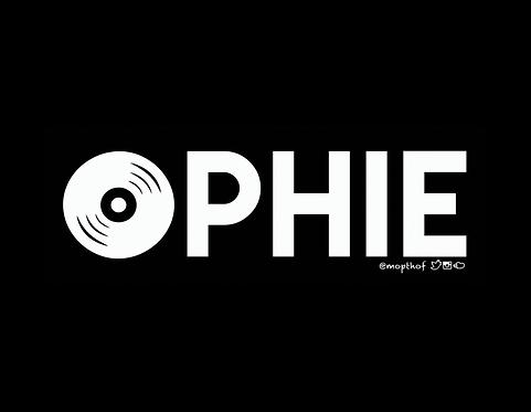 Ophie Sticker