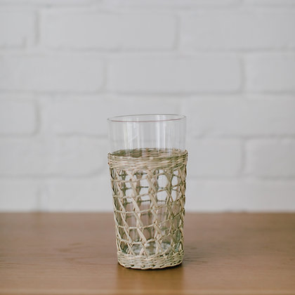 Seagrass Cage Highball (set of 6)