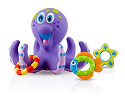 Singapore Confinement nanny services toy octopus