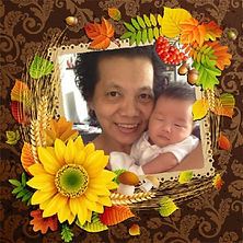 Singapore Confinement nanny services nanny mdm chong carrying baby