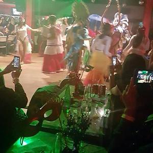 Noche de Carnaval Dominicano