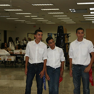 Celebracion del mes de la Herencia Hispana