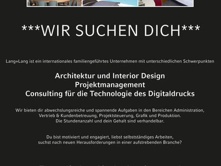 Architektur und Interior Design Projektmanagement Consulting für die Technologie des Digitaldrucks