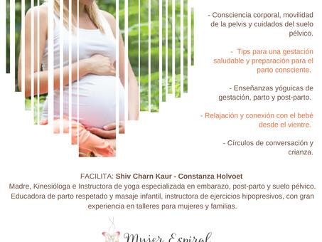 Yoga pre-natal en Talagante