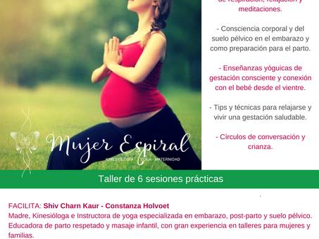 Taller de Yoga pre-natal en Talagante