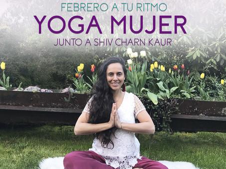 Programa Yoga Mujer