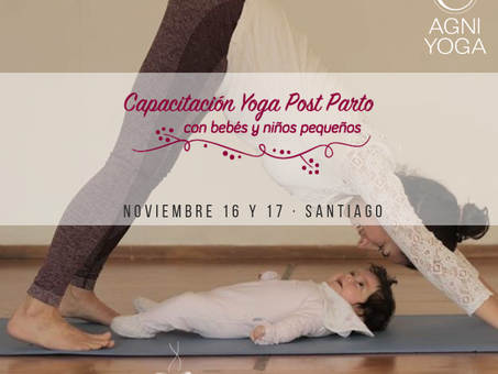 Capacitación de Yoga post-parto