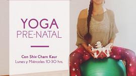 Yoga pre-natal