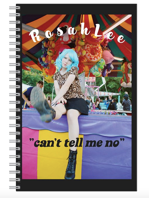 Notebook; can't tell me no