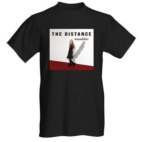 The Distance, unisex t-shirt (black) Premium