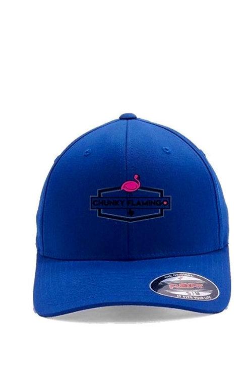 Blue 'Mingo Flexfit Ballcap