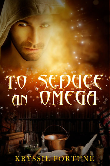 To Seduce an Omega - eBook cover - Kryss