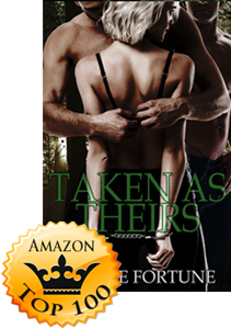 Five Things You Never Knew About Werewolves - Taken as Theirs by @Kryssie Fortune #excerpt #romance