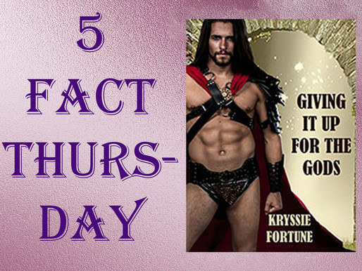 5 Fact Thursday - How to Frustrate your Girlfriend