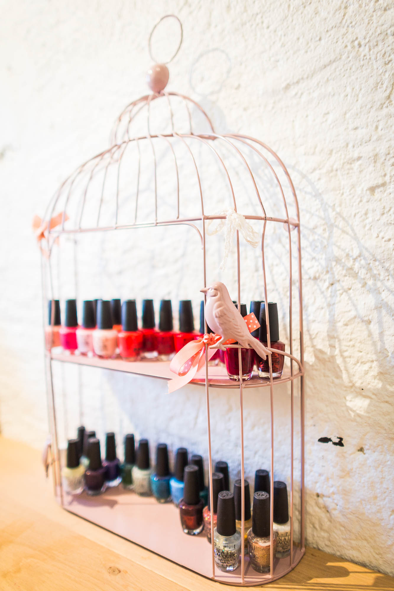 Les ongles de Marilyne