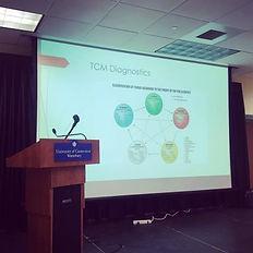 Presentation at OLLI