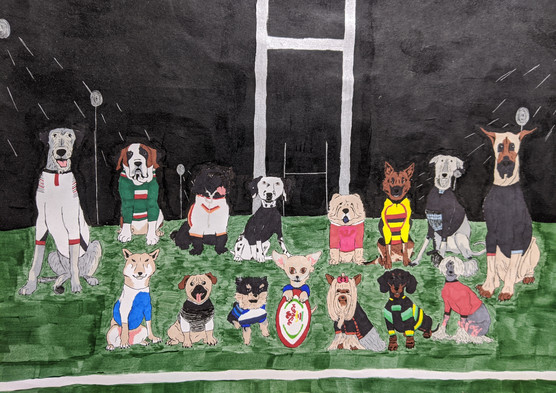 Dogs of Diversity