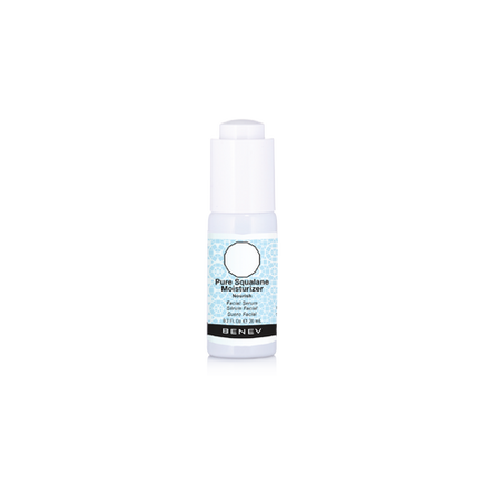 Restore moisture, prevents moisture loss and soothes irritated skin with pure squalane from olives.