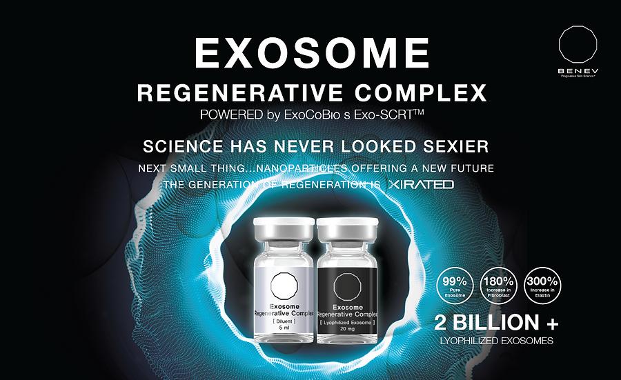 [6 Box] Exosome Regenerative Complex