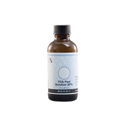 Trichloroacetic acid for very light/superficial to deep/level 3 peels. Highly versatile and flexible to treat a wide variety of patients by varying concentration and depth.