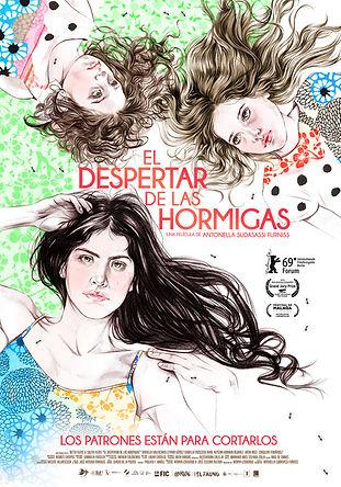 EL DESPERTAR DE LAS HORMIGAS