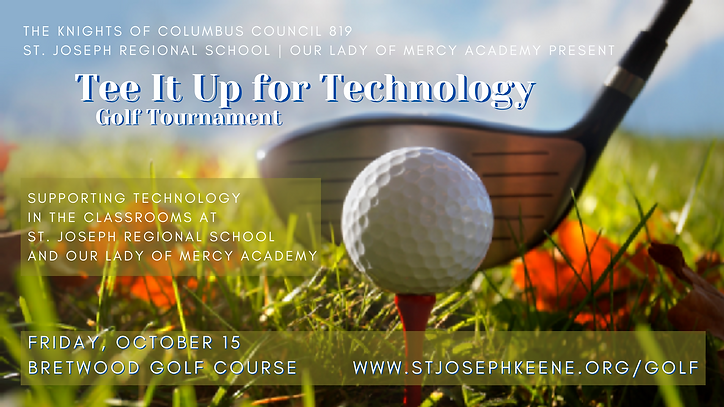 Tee It Up for Technology Golf Tournament.png