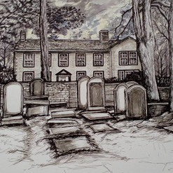 Ghost (The Brontë Parsonage)
