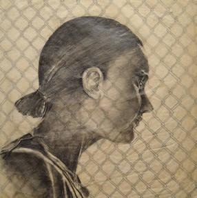 The Daze of Youth (Self Portrait No. 4)