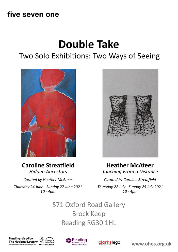 Two Ways of Seeing exhibitions poster.jp