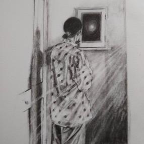 Ghost Light (Self-Portrait no.3)