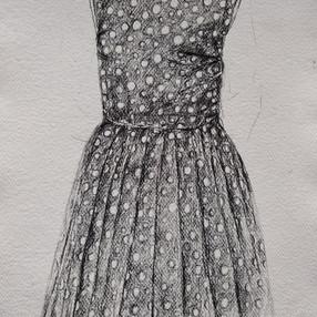 Spots of Time (Mum's Dress, 1960)
