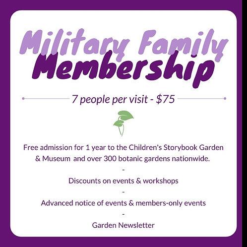 Military Family Membership