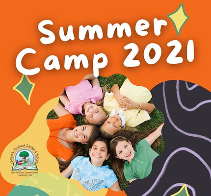 Summer Camp Registration and Fees