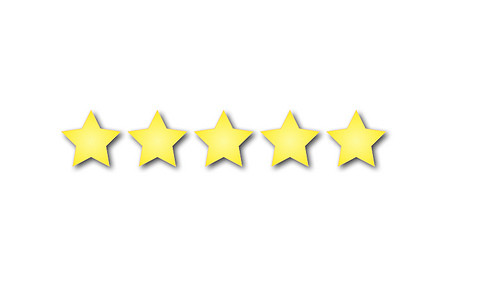 Check out our 5 Star Reviews