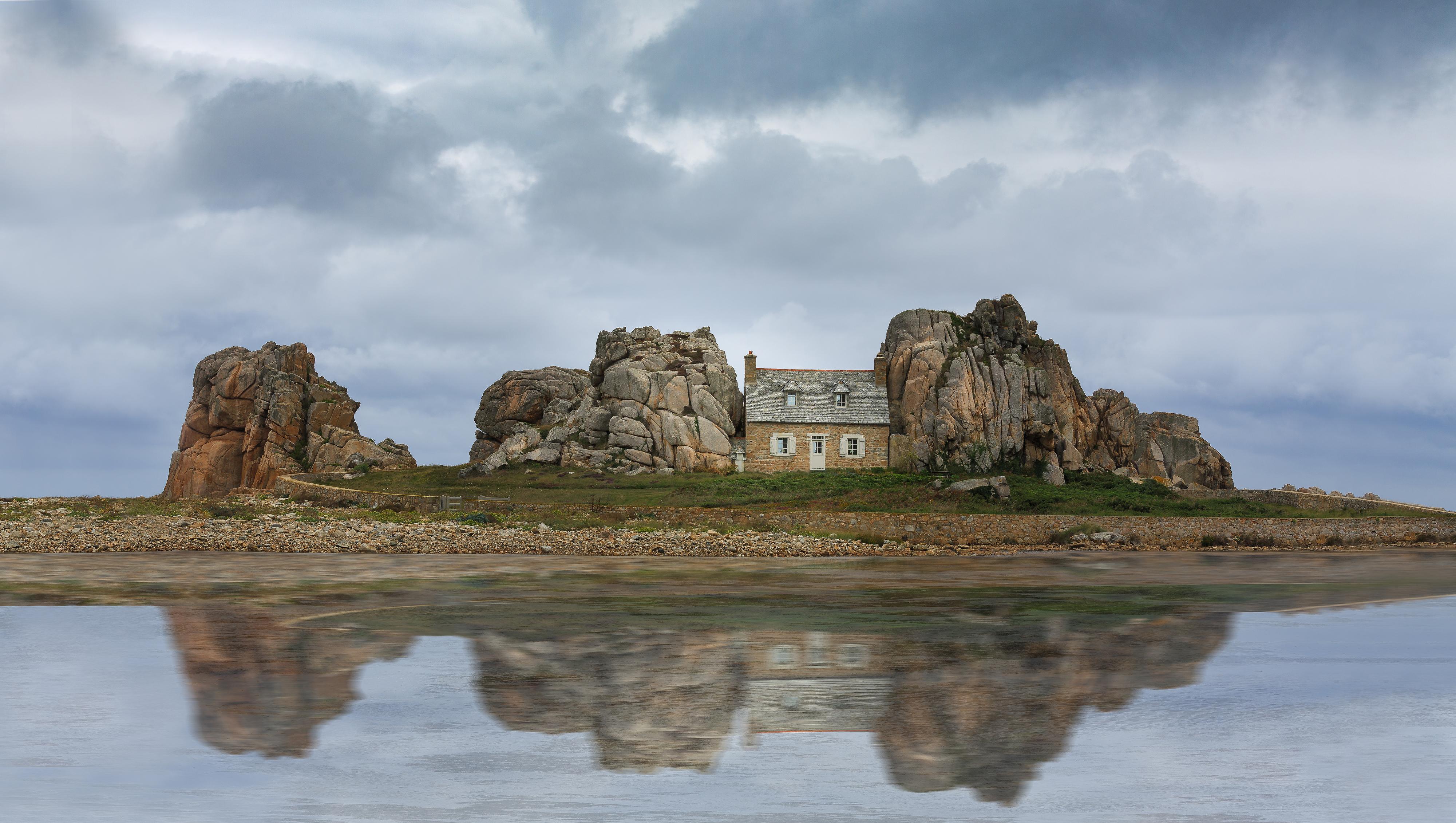 Plougrescant  - Bretagne