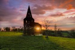 Eglise transparent de Borgloon
