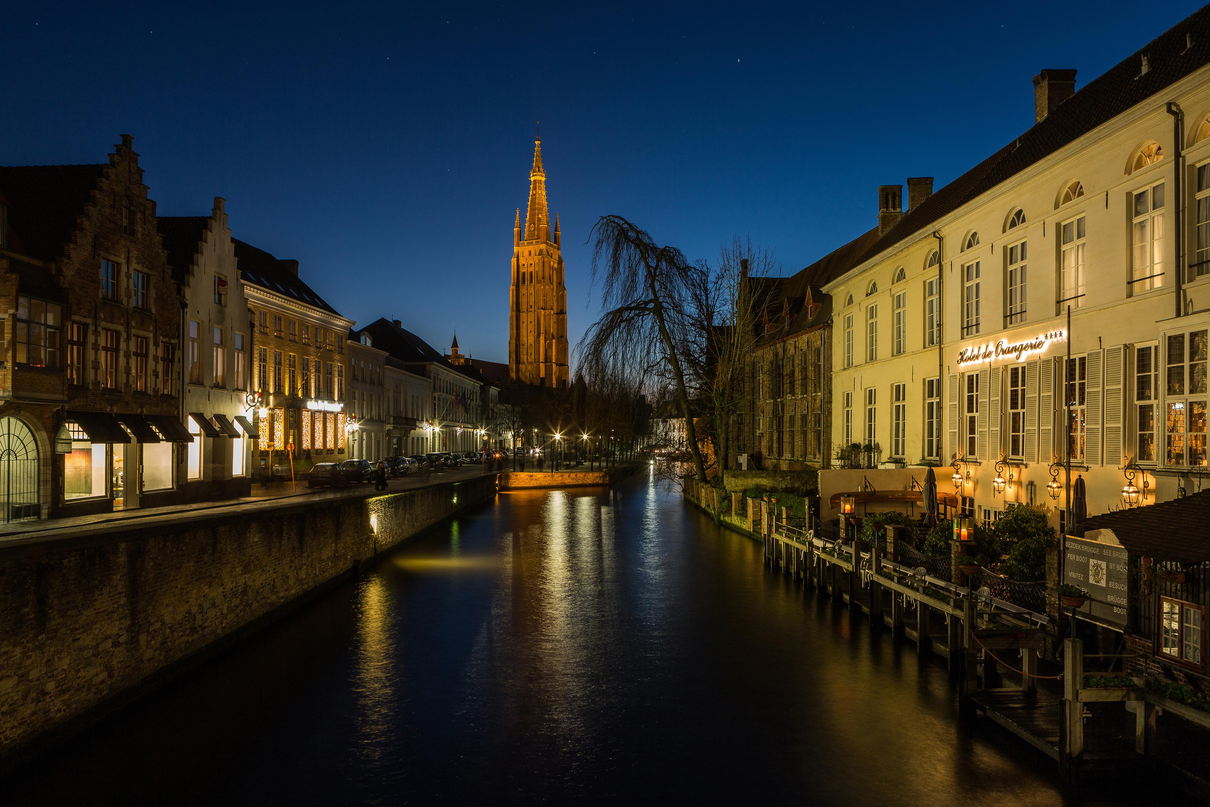 Bruges - laurent caputo