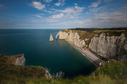 Falaise d'Etretat - Normandie