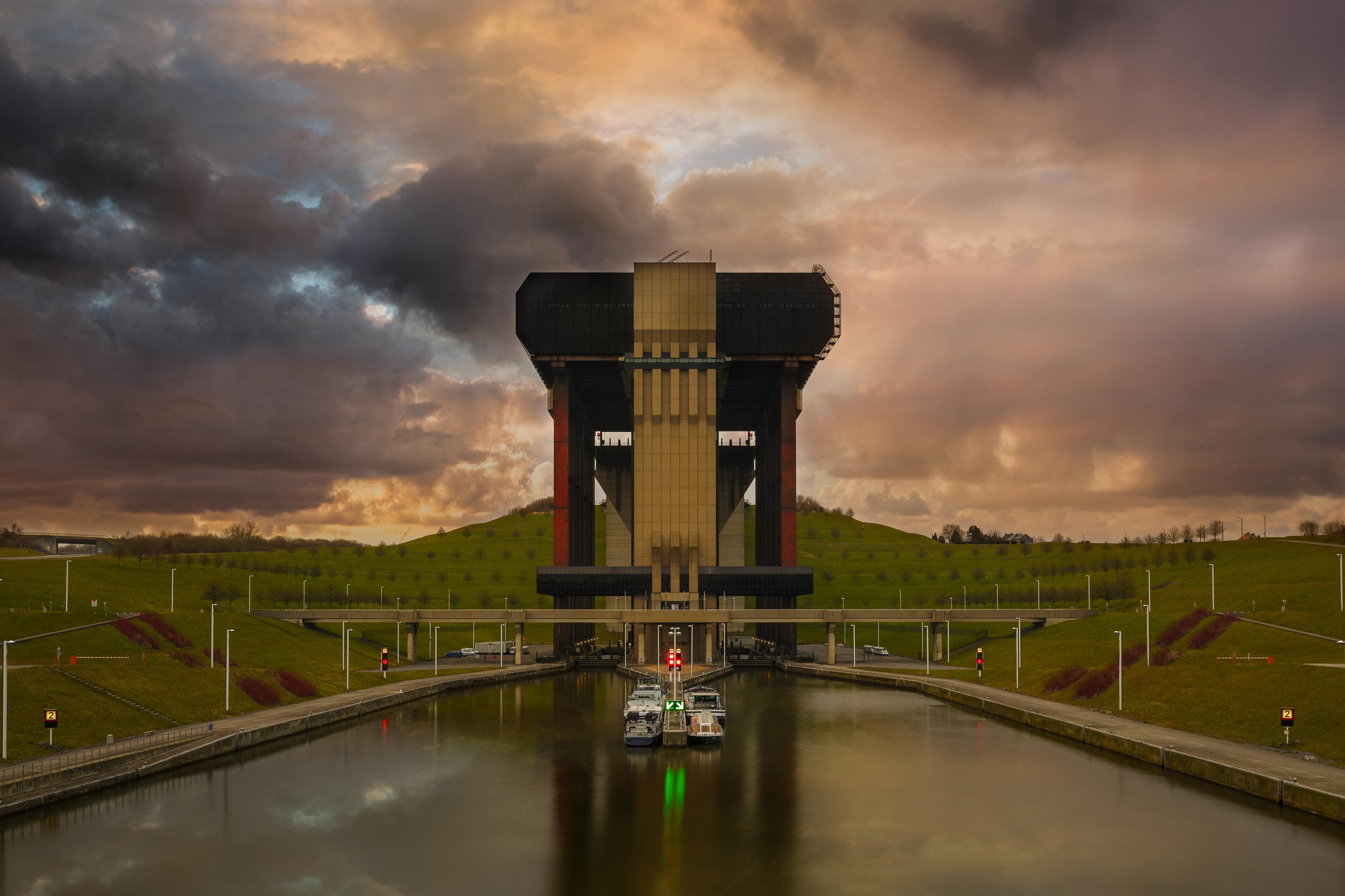 Canal du Centre - laurent caputo