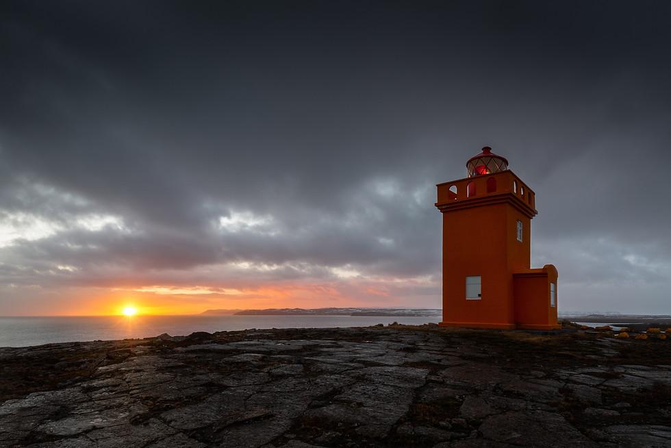 Raufarhöfn lighthouse - Iceland