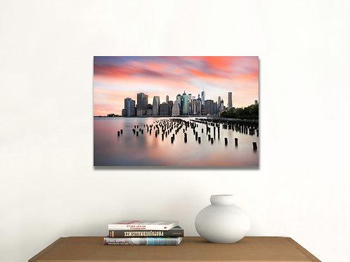 skyline de Manhattan  - Newyork
