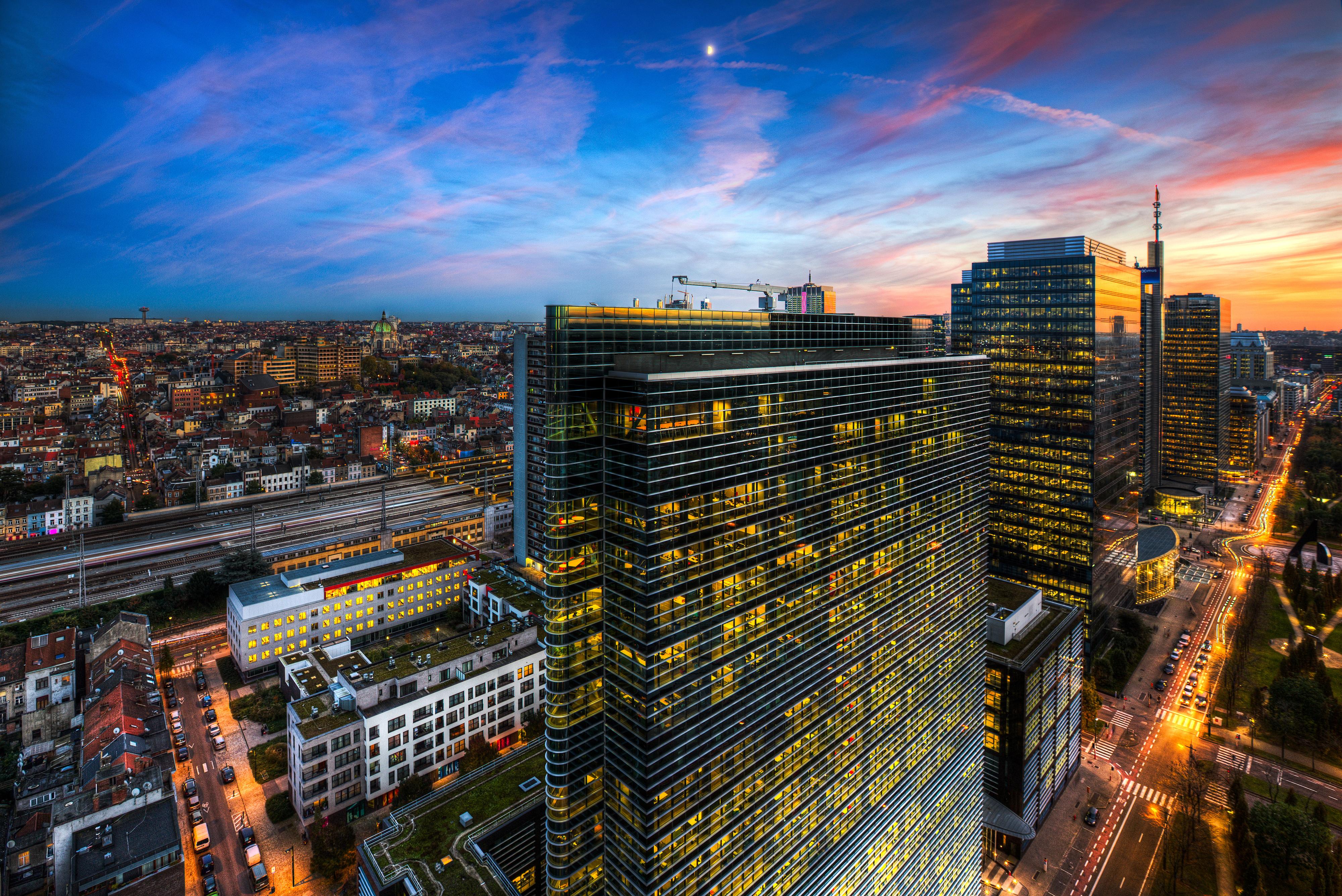 Ville de Bruxelles - laurent caputo