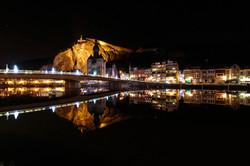 Sortie nocturne à Dinant et Namur