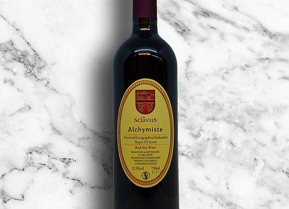 ALCHYMIST - Κόκκινο κρασί.