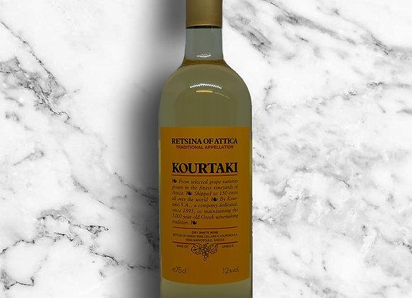 KOURTAKI – Vin résiné. 50cl.