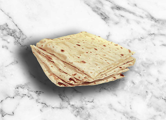 PAIN LAVASH - 4 tranches.