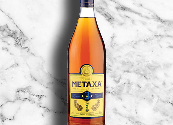 METAXA 3 ÉTOILES - 70cl.