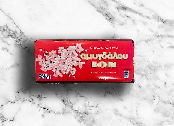 CHOCOLAT ION – 100g.