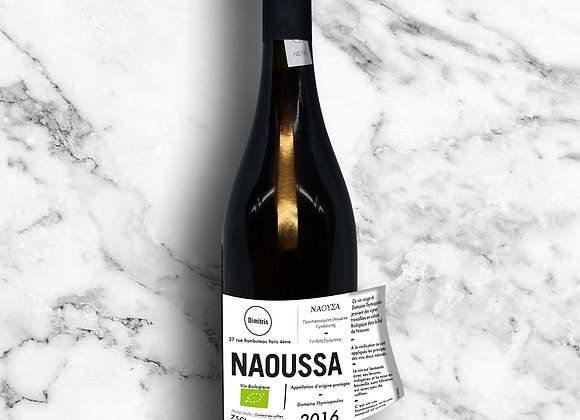 NAOUSSA DIMITRIS BIO - Κόκκινο κρασί.