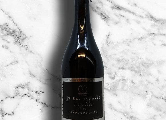 ΓΗ ΚΑΙ ΟΥΡΑΝΟΣ - Κόκκινο κρασί.